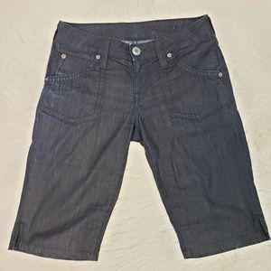 Hudson Jeans Bermuda Shorts